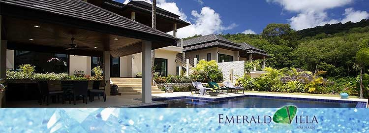 emerald villa luxury holiday rental nai harn p