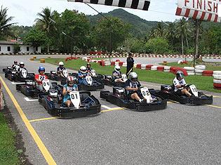 Karting phuket
