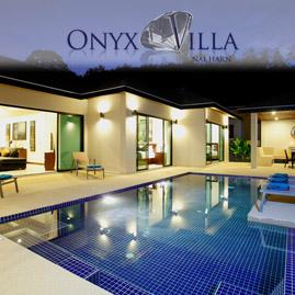 Onyx Villa – A private retreat, rich in splendour