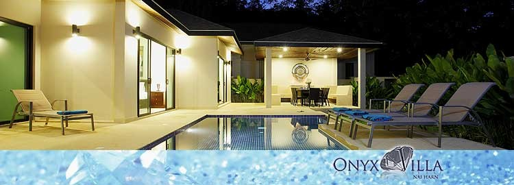 onyx villa luxury holiday rental nai harn phuket
