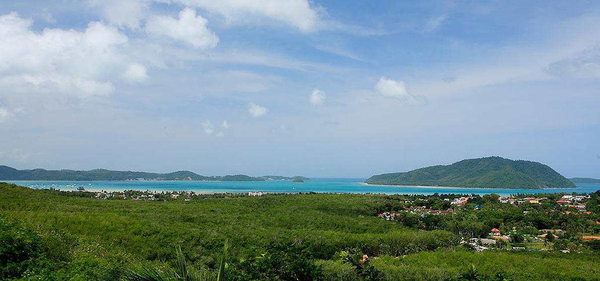 180 degree views nai harn phuket holiday rental
