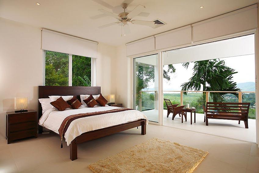 double bedroom andaman view rawai phuket holiday rental