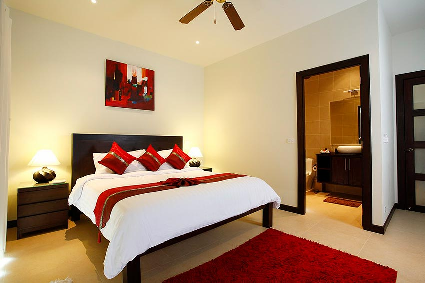 double bedroom coral villa nai harn phuket holiday rental