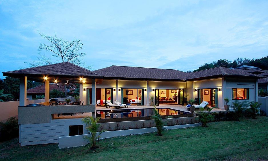 crystal villa nai harn phuket holiday rental