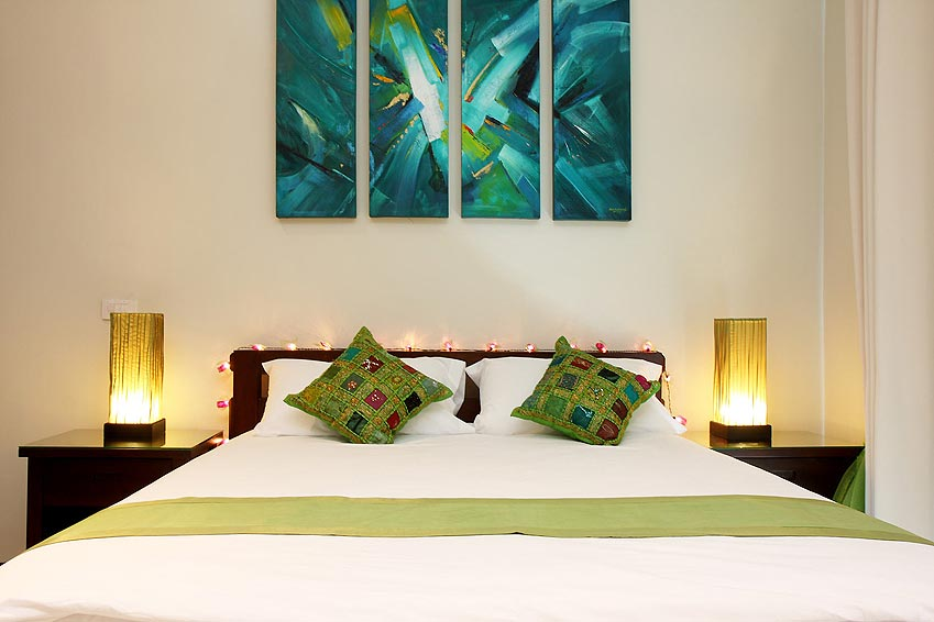double bedroom moonstone villa nai harn phuket holiday rental