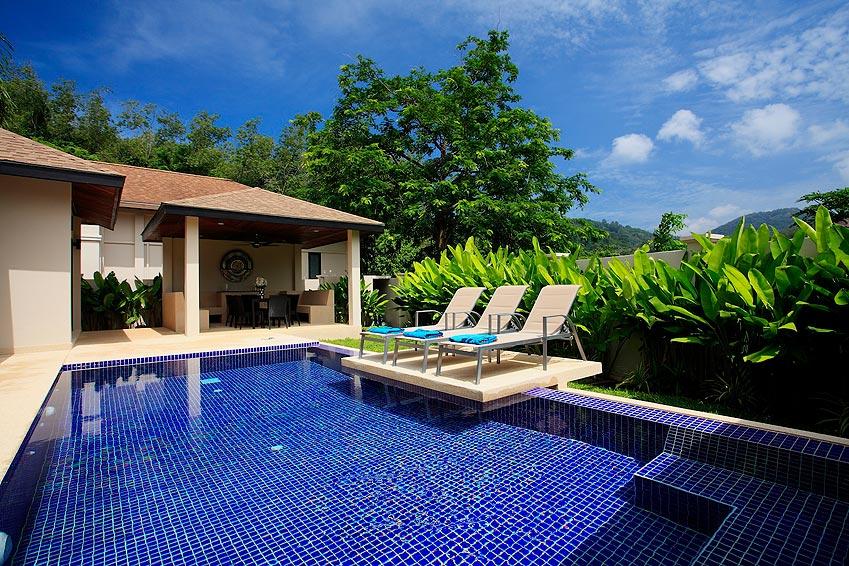 sala and pool onyx villa nai harn phuket holiday rental