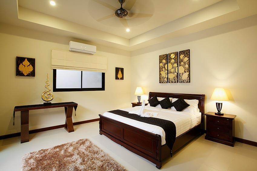 double bedroom onyx villa nai harn phuket holiday rental