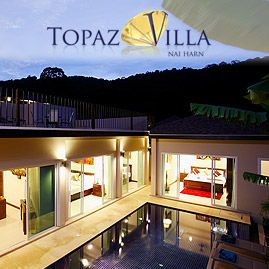 Topaz Villa – A sunny and delightful dwelling
