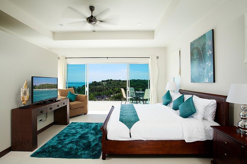 double bedroom ensuite turquoise villa rawai phuket holiday rental