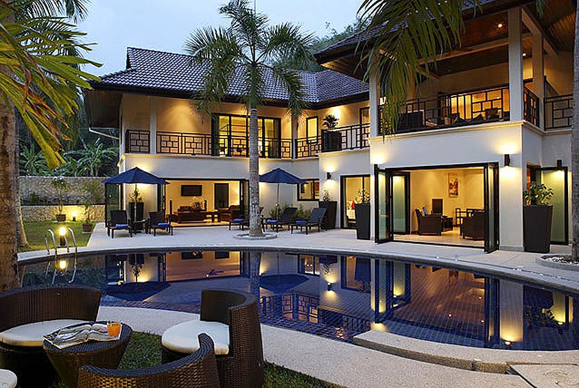luxury dacha villa maria nai harn phuket holiday rental