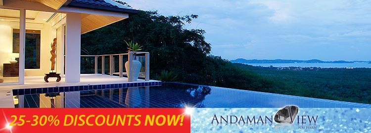 andaman view villa luxury holiday rental nai harn phuket