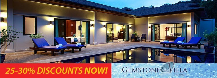 gemstone villa luxury holiday rental nai harn phuket