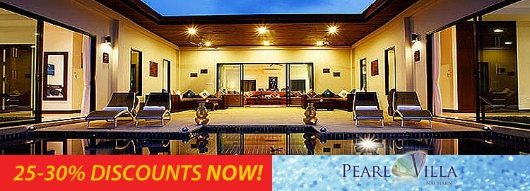 pearl villa luxury holiday rental nai harn phuket