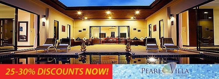 pearl villa luxury holiday rental nai harn phuket