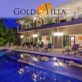 Gold Villa – Grandiose Villa with Extensive Accommodation