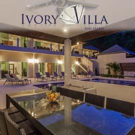 Ivory Villa – Imposing Phuket pool villa with impressive living areas