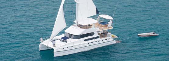 Catamaran Day Trips