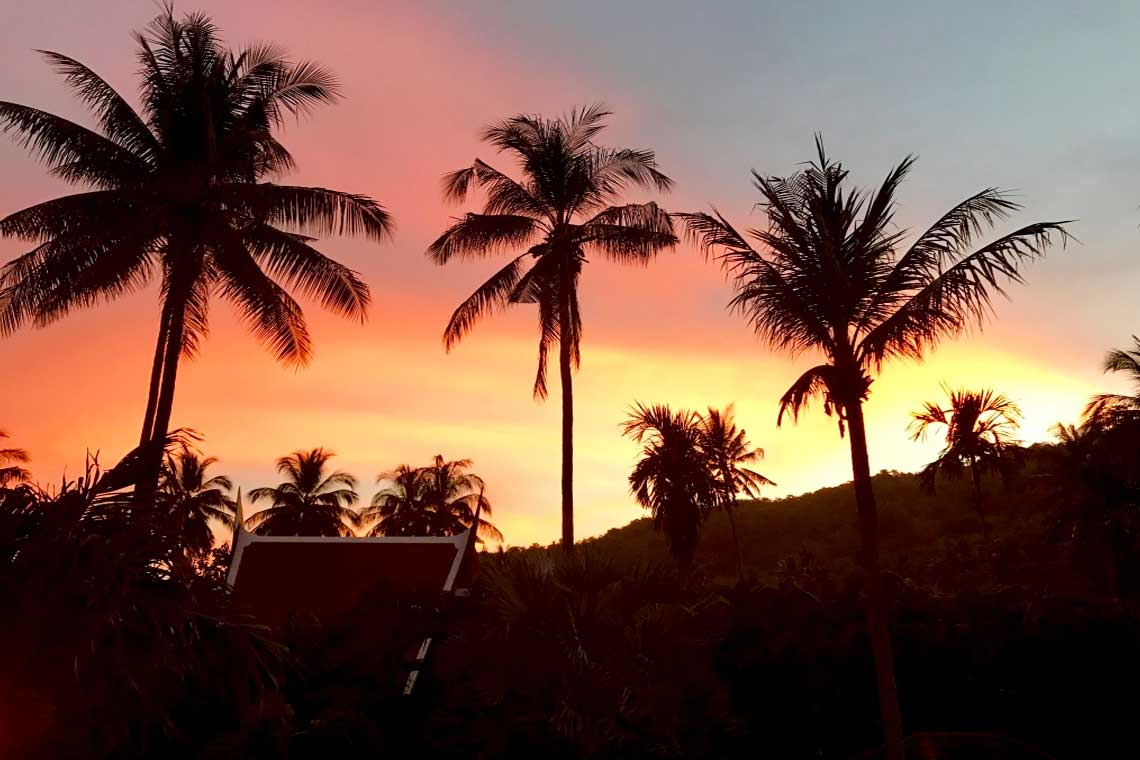 1 holiday villa rentals nai harn phuket the villas for Palm tree villas 1
