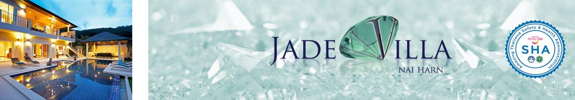 jade villa nai harn phuket is SHA approved for Heath and safety